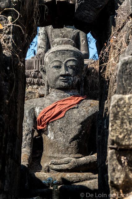 Peisi Daung Paya-Mrauk-U-Birmanie-Myanmar