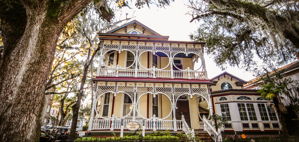 The Gingerbread House Savannah Wedding Venue