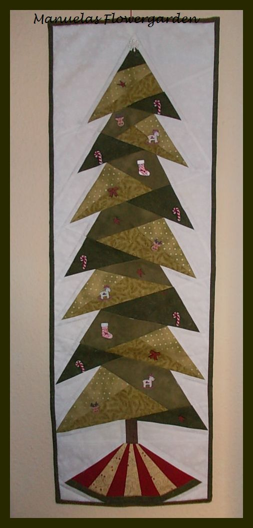 manuelas flowergarden mein weihnachtsbaum ist fertig. Black Bedroom Furniture Sets. Home Design Ideas