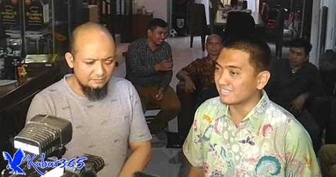 Lebaran, Pegawai KPK Kunjungi Novel Baswedan