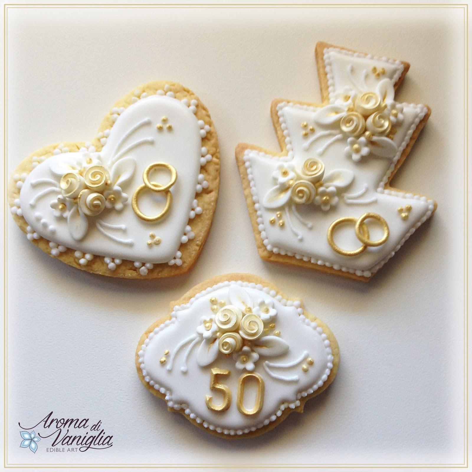 Estremamente aroma di vaniglia: nozze d'oro EW58