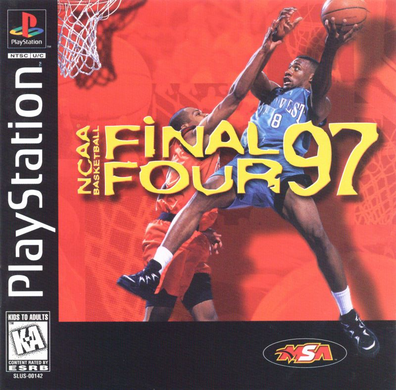NCAA Basketball Final Four 97 - PS1 - ISOs Download