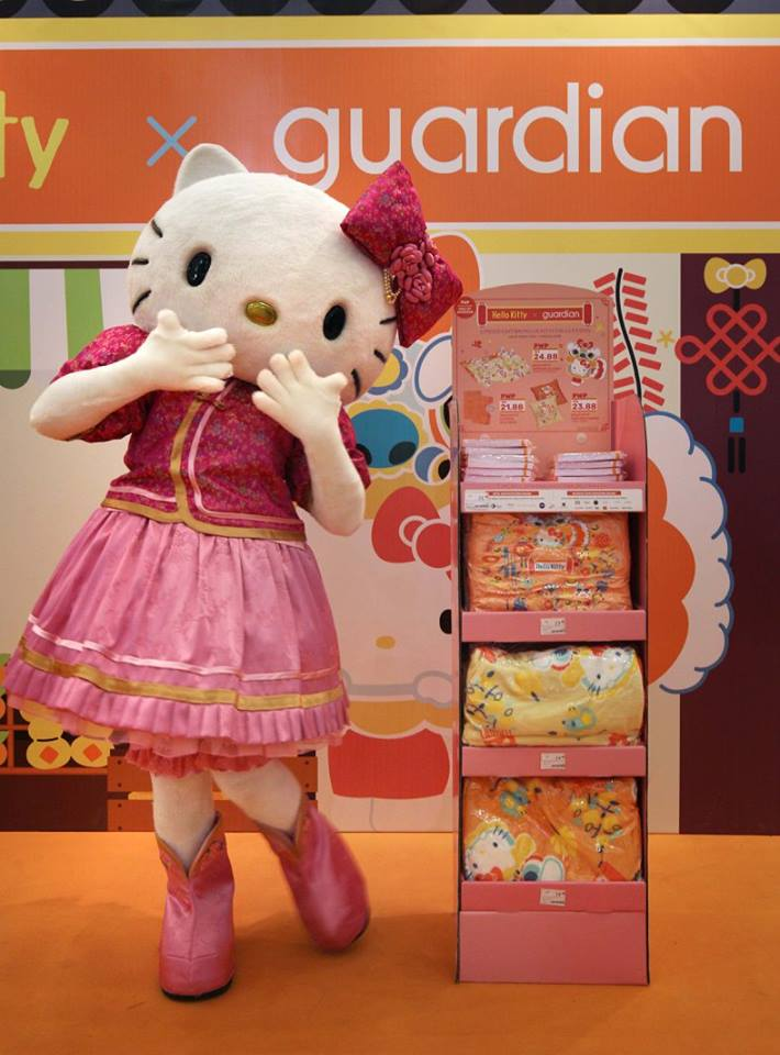 4070d946c01 nameSherry: LAUNCH OF GUARDIAN'S HELLO KITTY COLLECTION