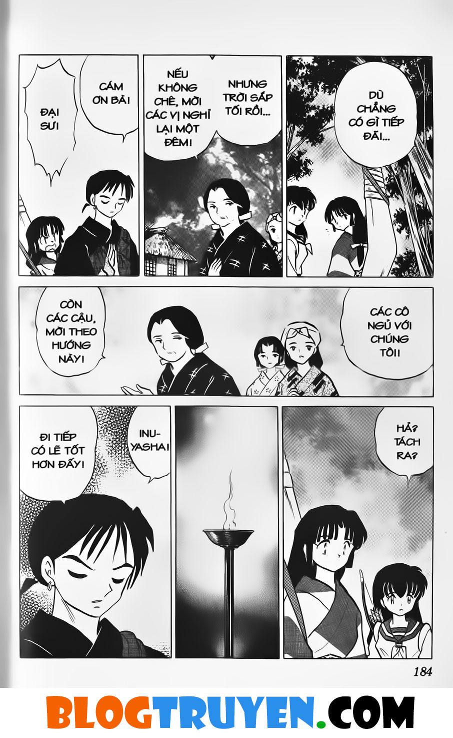 Inuyasha vol 29.10 trang 17