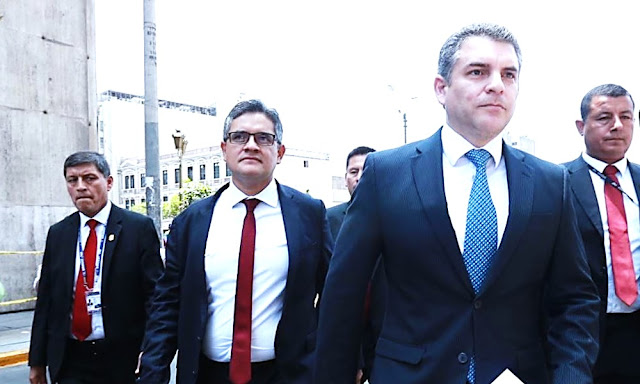 José Domingo Pérez, Rafael Vela