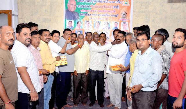 akhil-bhartiya-yuva-koli-samaj-celebration-faridabad