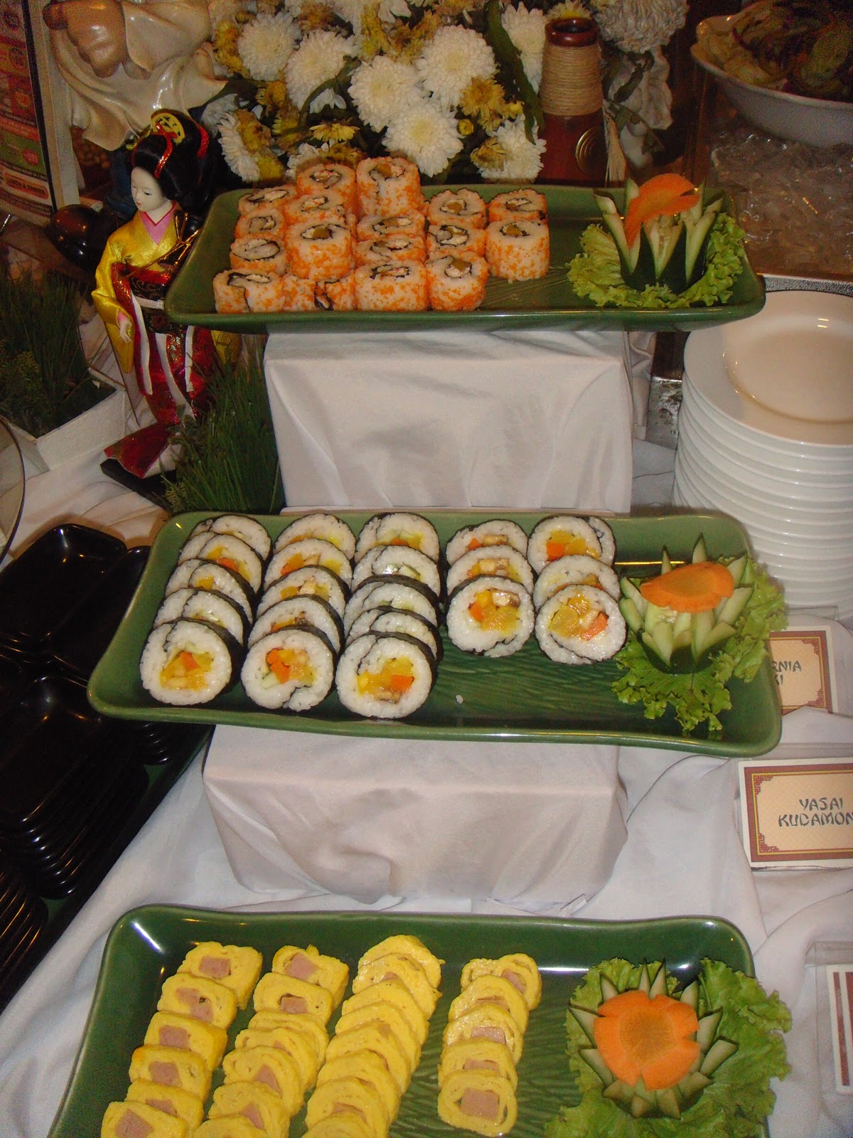 TIPS ON BUFFET DINING