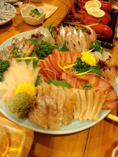 新所沢にある居酒屋「旬彩愛花」の料理の写真です。