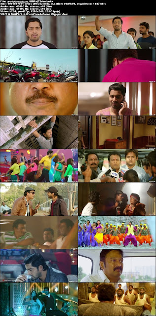 Selfie Raja (2016) Dual Audio HDRip 720p 1GB Full Movie Free Download And Watch Online Latest South Induan Hindi Dubbed Dual Audio Movies 2017 Free At WorldFree4uZonee.Blogspot.Com