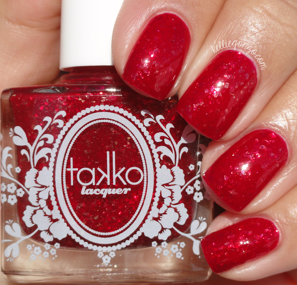 Takko Lacquer Queen of Hearts