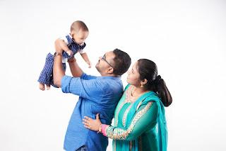 Sathish Family Portrait