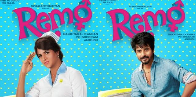 Remo Tamil Movie Trailer