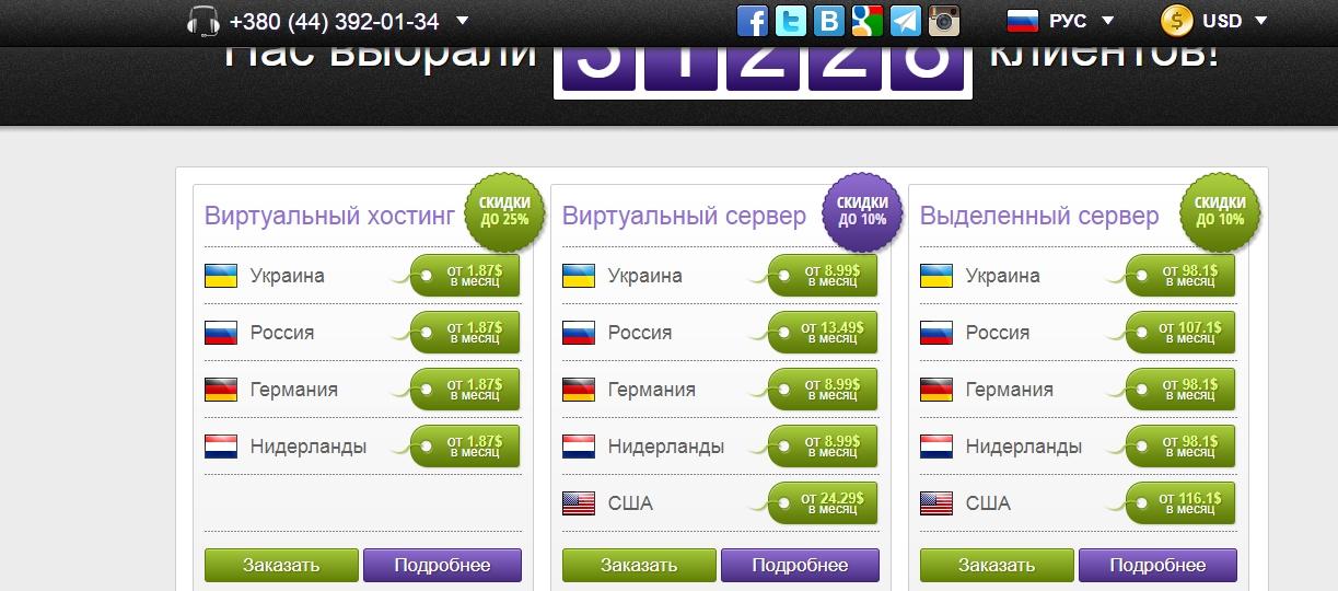 Топ 10 хостингов украины хостинг для музыки с его прослушиванием