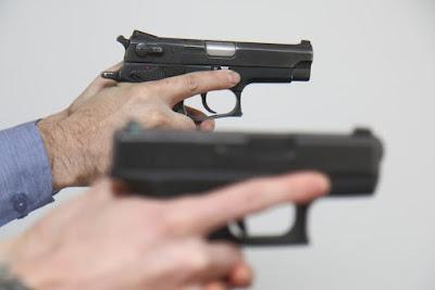 Dois judeus foram presos após ameaçar vários palestinos com arma de brinquedo