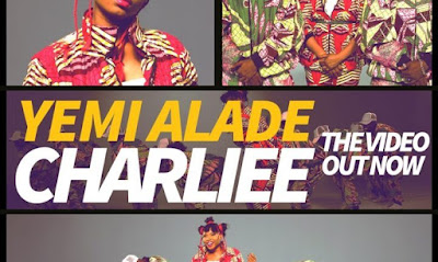 Yemi Alade - Charliee Video