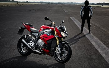 Wallpaper: BMW S1000R 2014
