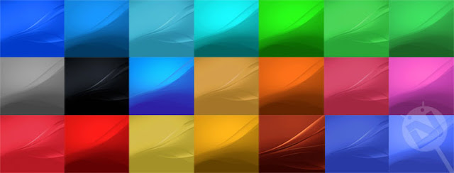 Xperia Z4 Stock Wallpapers (Full HD)