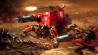 Warhammer 40000: Mechanicus PC Wallpaper