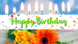 Wish you Happy birthday to You HD greetings from greetings.live