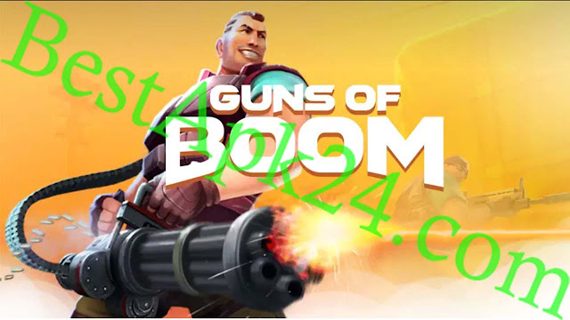 Guns of Boom – Online Shooter v2.2.2 + Mod Bestapk24 1