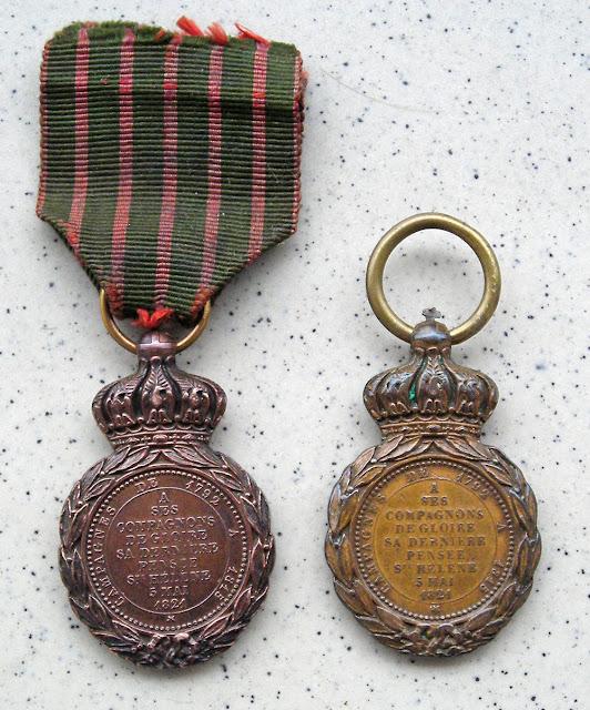 medaglia di sant'elena valore