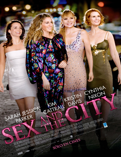 Ver Sex and the City: La película (2008) Online