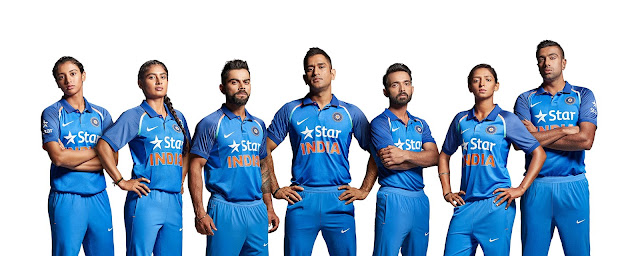 Nike's Team India Jersey embodies the spirit of self-belief