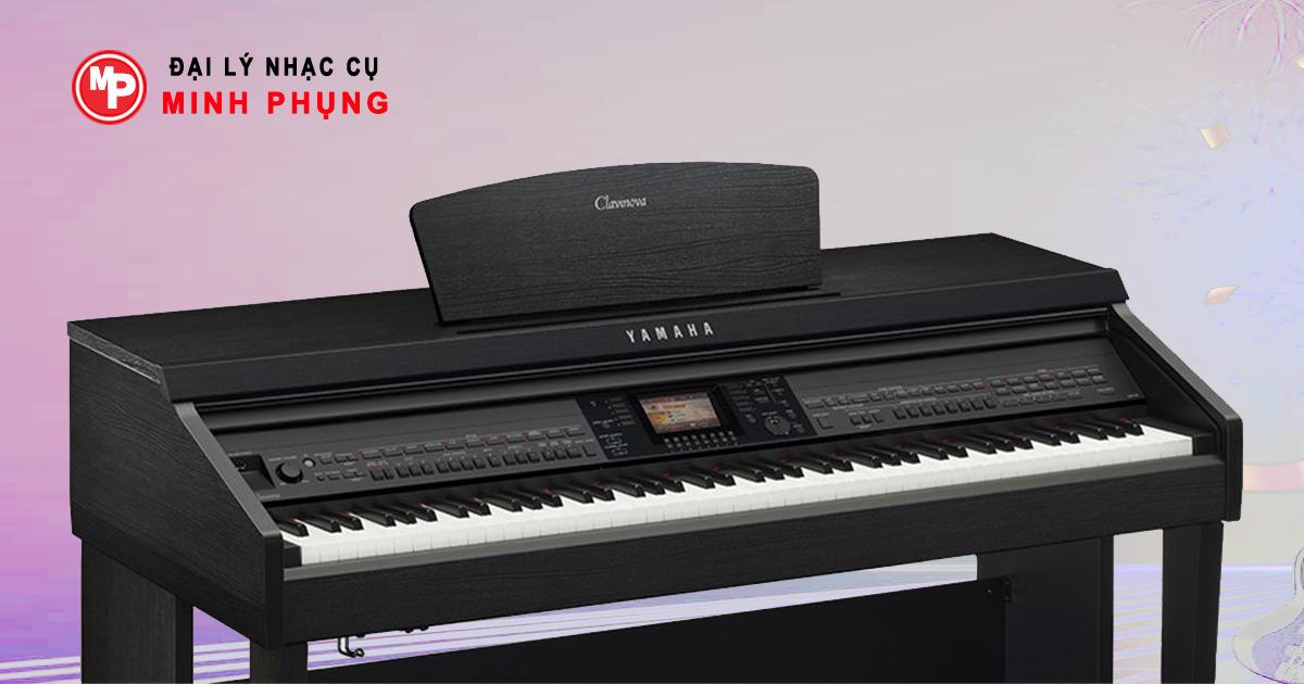 Đàn Piano Yamaha CVP 701PE