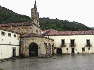 Monasterio de Santa María la Real; Valdediós; Románico; Románico asturiano; Asturias