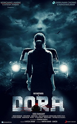 Nayanthara, Thambi Ramaiah, Harish Uthaman Hindi movie Dora 2017 wiki, full star-cast, Release date, Actor, actress, Song name, photo, poster, trailer, wallpaper