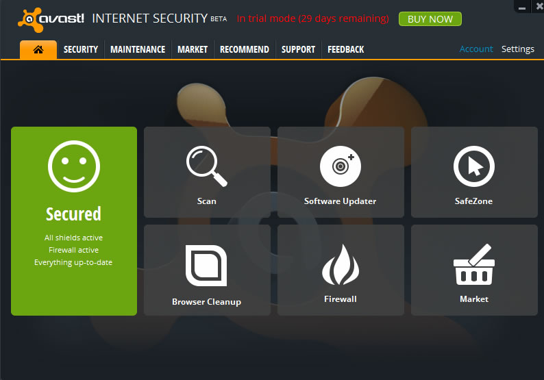 Download Free License Key Of Avast Internet Security v8.0 ...