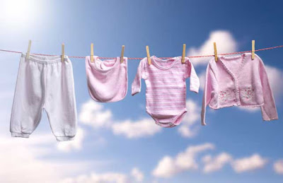 Tips Mencuci Baju Bayi