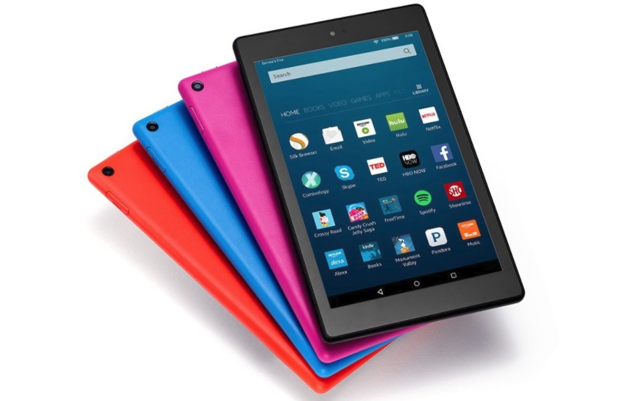 Amazon Launches Fire 7 and Fire HD 8 Tablets in Canada