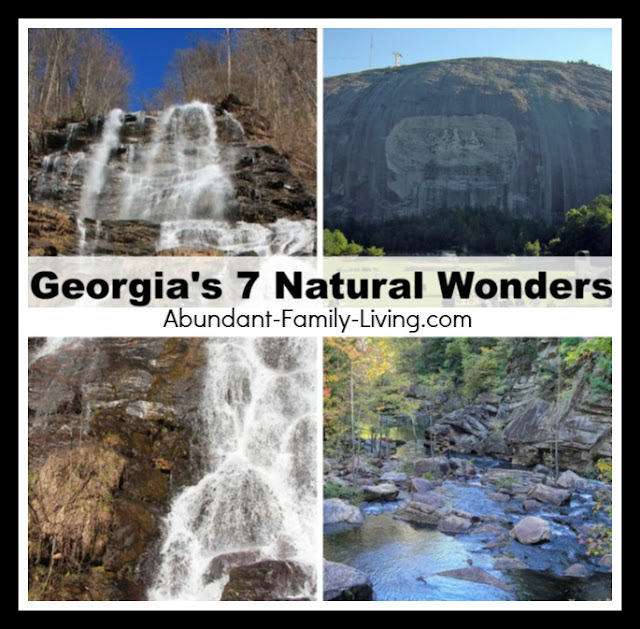 Georgia's 7 Natural Wonders