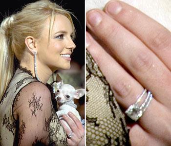 My Wedding Dress Britney Spears Engaged