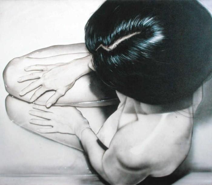 Реалистичные картины. Victor Rodriguez 19