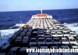Need crew for car carrier