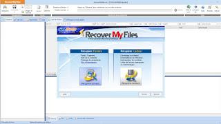 برنامج ريكفر ماي فايل مع السيريال ويندوز 7