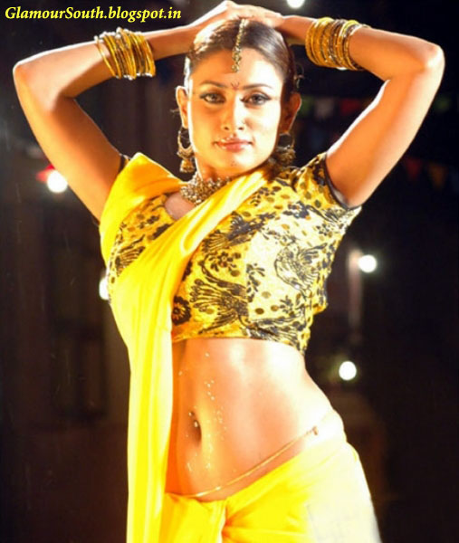 GlamourSouth.blogspot.in: Malavika Hot In Saree With S.J