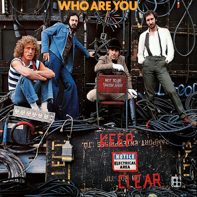 The Who Who Are You 1978