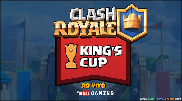 Assista o Torneio Oficial King's Cup - 1