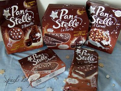 prodotti Pan di stelle