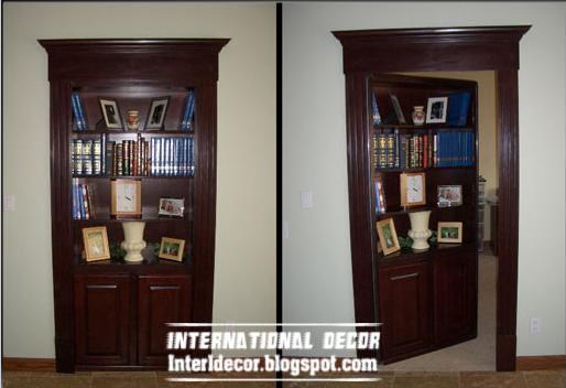 Hidden doors secret doors designs ideas pictures for Meuble porte secrete