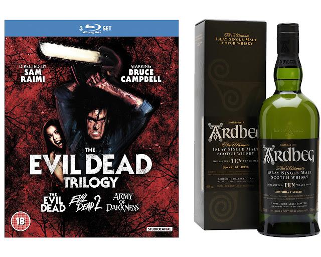 The Evil Dead - Ardbeg 10
