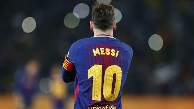 Les 3 recrues que veut Messi en cas de refus d'Antoine Griezmann