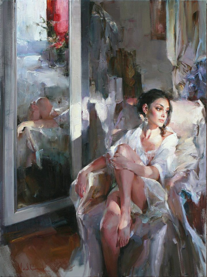Michael  and  Inessa  Garmash  In  the  Rays  of  the  Northern  Sun C