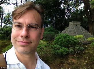 Welcome, I am Scott C. Waring. I'm a writer, teacher, UFOlogist.