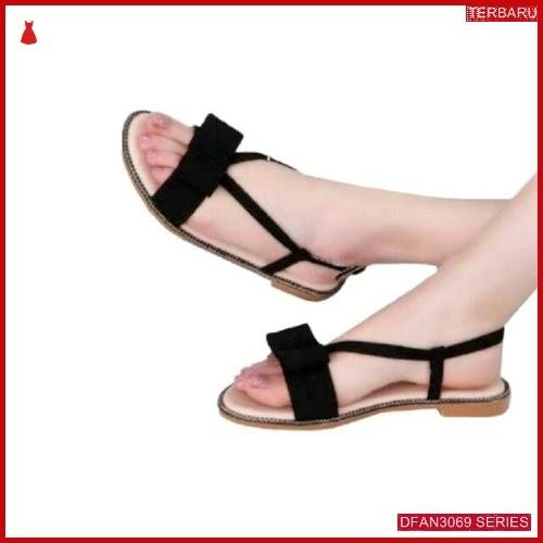DFAN3069S18 Sepatu Md06 Sandal Teplek Wanita Cantik Flip BMGShop