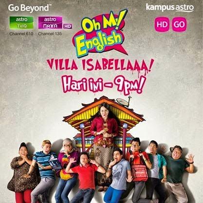 Oh My English: Villa Isabellaaa! [2014]
