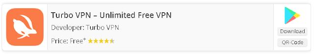 Turbo VPN aplikasi vpn terbaik untuk android